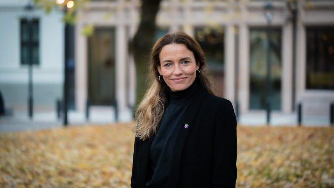 Generalsekretær i Kreftforeningen, Ingrid Stenstadvold Ross,