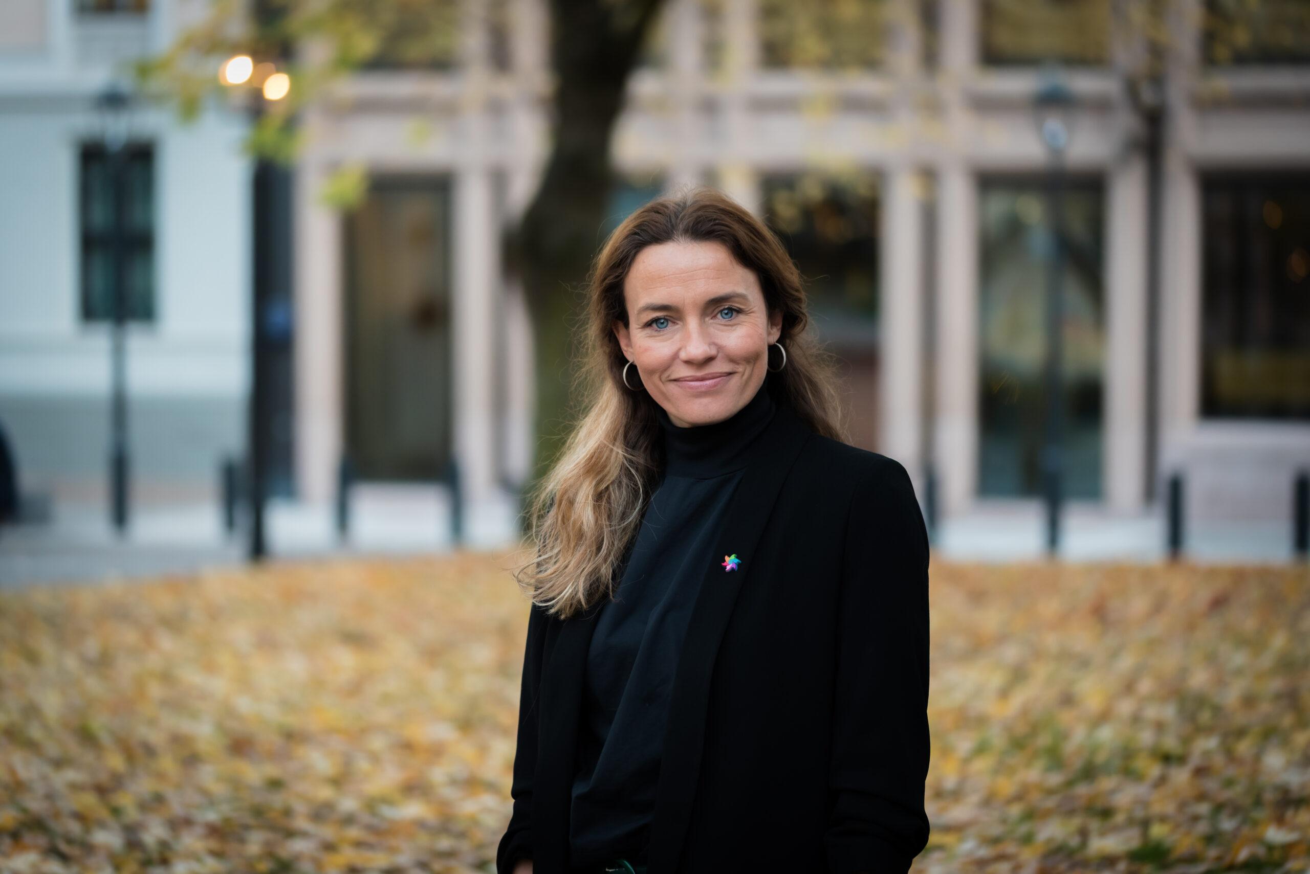 Ingrid Stenstadvold Ross